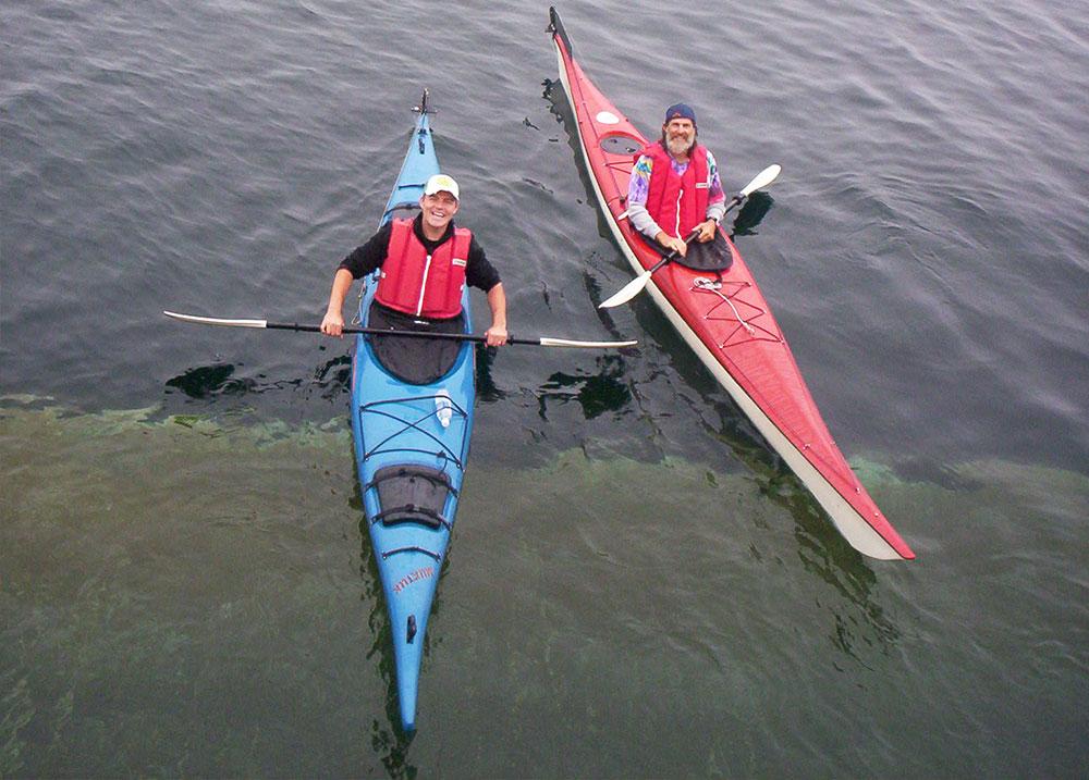 Kayaks & Canoes | Camping at Dunromin, Nova Scotia